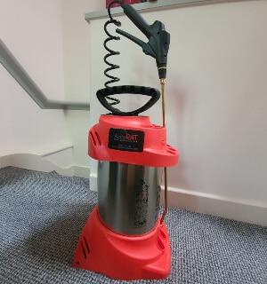professional pest control equipment