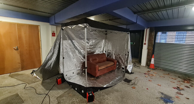 portable bed bug heater in london